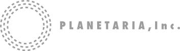 PLANETARIA,Inc. 株式会社プラネタリア